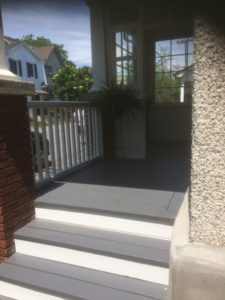 New Front Porch
